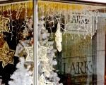 White Christmas Shopping