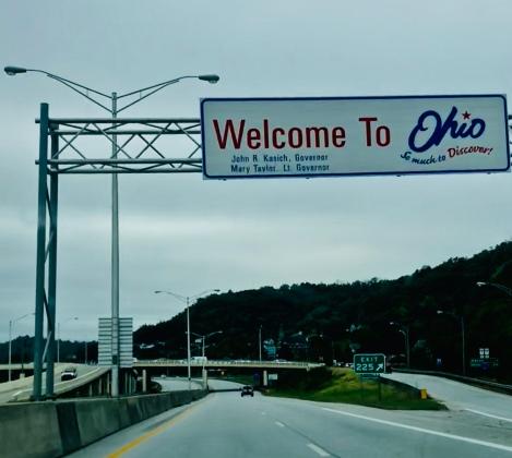 WV/OH Border