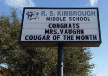 sign_cougar_month